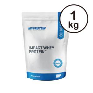 [英國 Myprotein] 濃縮乳清蛋白-原味(1kg/包)