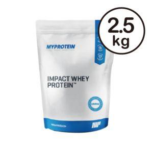 [英國 Myprotein] 濃縮乳清蛋白(2.5kg/包)