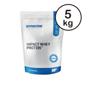 [英國 Myprotein] 濃縮乳清蛋白-原味(5kg/袋)