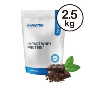 [英國 Myprotein] 濃縮乳清蛋白-薄荷巧克力(2.5kg/袋)
