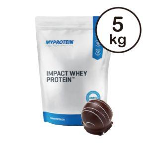 [英國 Myprotein] 濃縮乳清蛋白-柔滑巧克力(5kg/袋)