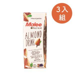堅果良伴-Sahale 泰式風味腰果 +Malee原味杏仁堅果飲(180ml*3罐)