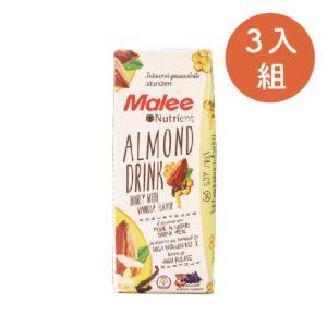 [Malee] 蜂蜜杏仁飲3入組 (180ml/罐)