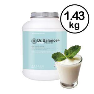 [韓國 Dr. Balance+] 乳清蛋白-清爽優格(1.43kg/罐)(含湯匙)