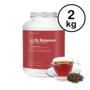 [韓國 Dr. Balance+] 乳清蛋白-紅茶拿鐵(2kg/罐)(含湯匙)