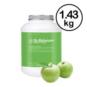 [福利品][韓國 Dr. Balance+] 乳清蛋白-酸甜蘋果(1.43kg/罐)(不含湯匙) {賞味期限: 2019-01-22}