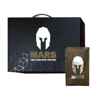 [台灣 Mars戰神] 低脂乳清-焦糖瑪奇朵(60包/盒)