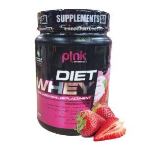 [南非 SUPPLEMENTS SA] 女性配方-乳清蛋白粉-草莓(740g/罐)