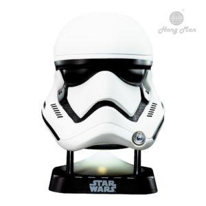 [CAMINO] 星際大戰系列 帝國風暴兵頭盔 迷你藍牙喇叭