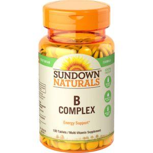[Sundown 日落恩賜] 每日綜合B群RDV錠(100錠/瓶)