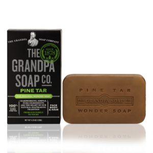 [Grandpa 神奇爺爺] 神奇妙松焦油護膚皂 4.25 oz