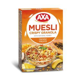 [瑞典 AXA] 熱帶水果穀物麥片 (375g)