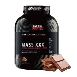 [GNC] AMP麥斯飲品(高熱量乳清) -巧克力(6.2磅/罐)