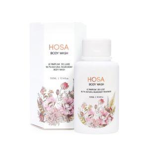 韓國Hosa香水沐浴乳