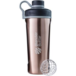 [Blender Bottle] Radian Stainless Steel 大容量搖搖杯(768ml/26oz)-香檳金