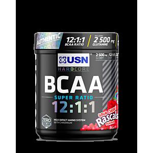 [南非 USN] BCAA 12:1:1支鏈胺基酸-酸櫻桃口味(315g)