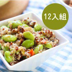 [饌食屋] 藜麥毛豆 (250g/包x12入組)