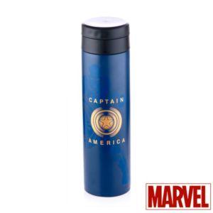 [Marvel] 復仇者聯盟-美國隊長不鏽鋼真空保溫杯 (480ml)