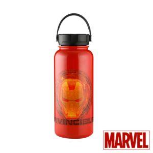 [Marvel] 復仇者聯盟-鋼鐵人真空露營水壺 (950ml)
