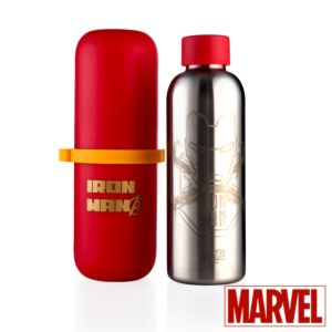[Marvel] 復仇者聯盟-鋼鐵人 不銹鋼隨身保溫杯(350ml)