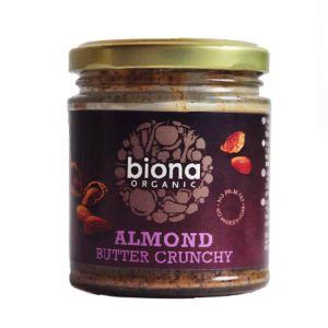 [Biona] 有機杏仁醬(顆粒) (170g/罐)