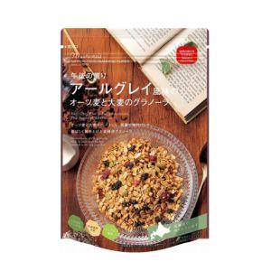 [日本 Nisshoku] 北海道伯爵茶味早餐燕麥片 (240g/包)