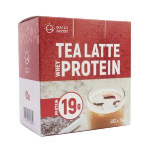 [Daily Boost] 運動乳清蛋白粉-紅茶拿鐵(7包/盒)