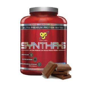 [美國 BSN] Syntha-6乳清蛋白-巧克力(5磅/罐)