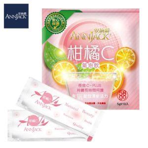[安納爵] 柑橘C氣泡飲(5G*10包/袋)