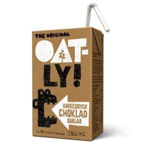 [瑞典 Oatly] 巧克力燕麥奶 (250ml)