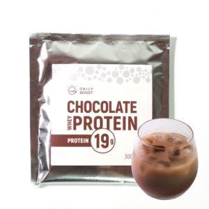 [Daily Boost] 運動乳清蛋白粉-特濃可可(30g/包)