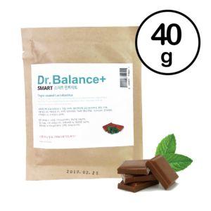 [韓國 Dr. Balance+] 乳清蛋白-薄荷巧克力(40g/包) {賞味期限: 2019-02-25}