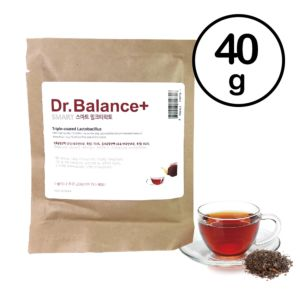 [韓國 Dr. Balance+] 乳清蛋白-紅茶拿鐵(40g/包)