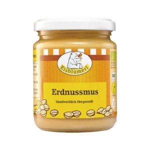 [德國Eisblumerl] 有機顆粒花生醬(250g/罐)