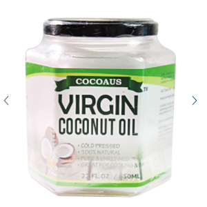 [澳思] 初榨椰子油 (650ml/罐)