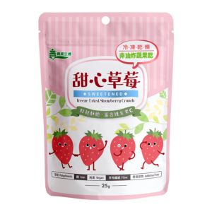 [義美生機] 甜心草莓(25g/包)