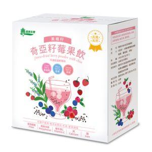 [義美生機] 奇亞籽莓果飲(140g/盒)
