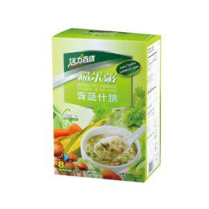 [活力百匯] 青蔬什錦糙米粥(40gX6入)