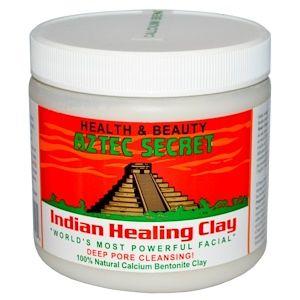 [Aztec Secret] 印度神泥455g(另售蘋果醋)