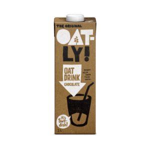 [瑞典 Oatly] 巧克力燕麥奶 (1000ml)