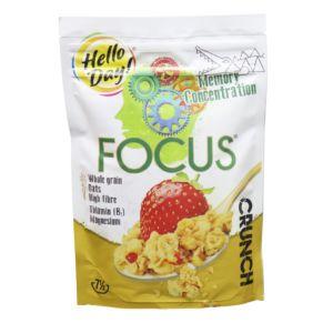 波蘭 HelloDay! FOCUS專注能量酥脆穀物 (45g)