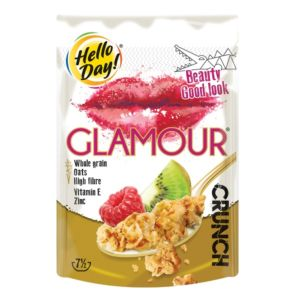 波蘭 HelloDay! GLAMOUR魅力加倍酥脆穀物 (225g)