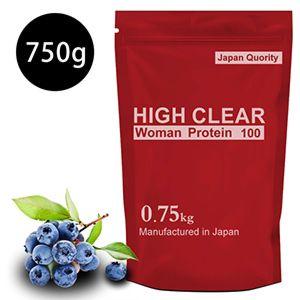[日本 High Clear] 大豆蛋白-藍莓口味(750g/袋)