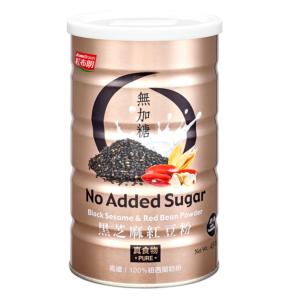 [紅布朗] 黑芝麻紅豆粉 450g