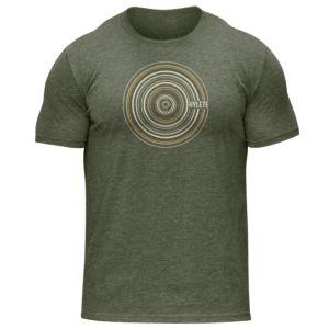 [美國 Hylete] 訓練短袖-波紋軍綠