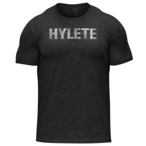 [美國 Hylete] 訓練短袖-黑色