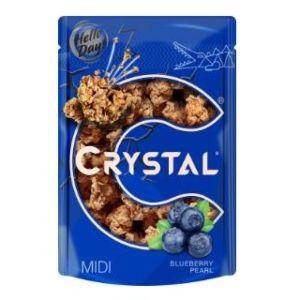 波蘭 HelloDay! 藍莓珍珠酥脆穀物 (210g)