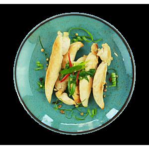 [原味時代] 低醣無澱粉餐:蔥爆雞柳3餐