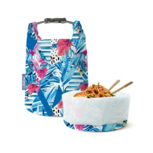[Roll'eat] 西班牙桶裝食物袋-可裝湯水 (熱帶叢林亞洲限定款)