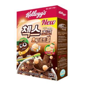 [家樂氏] 格格脆-乳酸巧克力球 (320g/盒) 韓國原裝進口